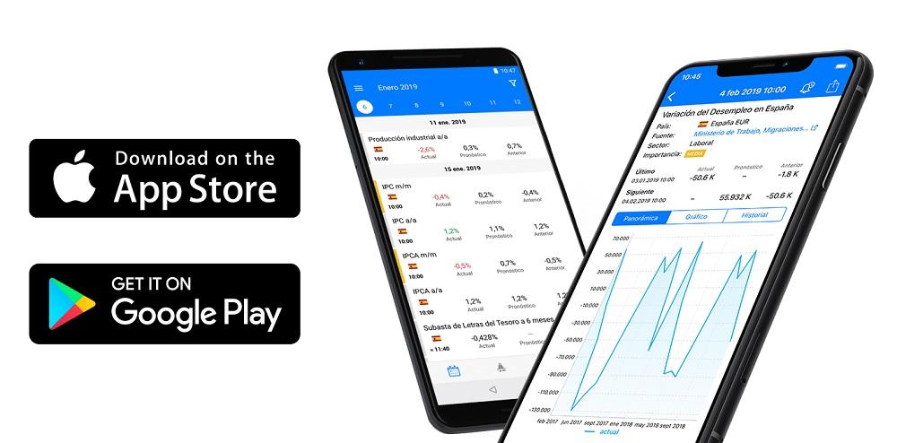 MetaTrader 5 для Android и iOS