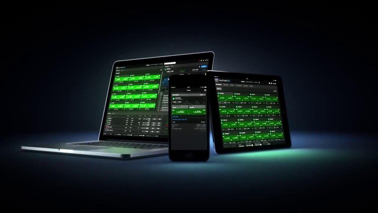 Обзор платформы Saxotrader
