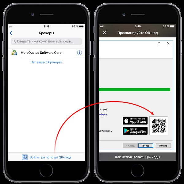 мобильная платформа MetaTrader 5